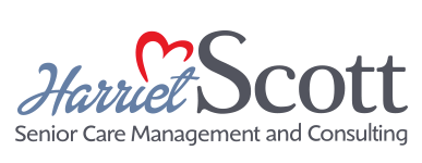 Harriet Scott logo