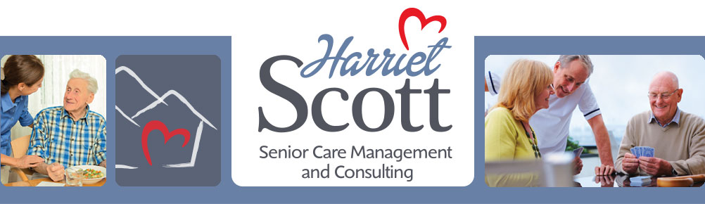 header image for Harriet Scott
